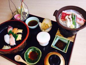天ぷら・ステーキ御膳