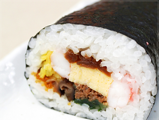 手巻き寿司(1本)